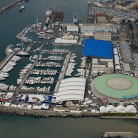 The sea becomes bluer at the International Boat Show of Genoa
